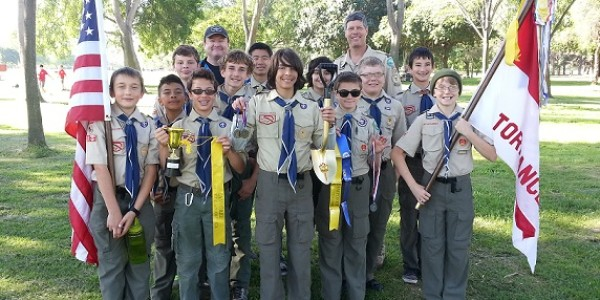 Epic Camporee – Best Overall Troop!