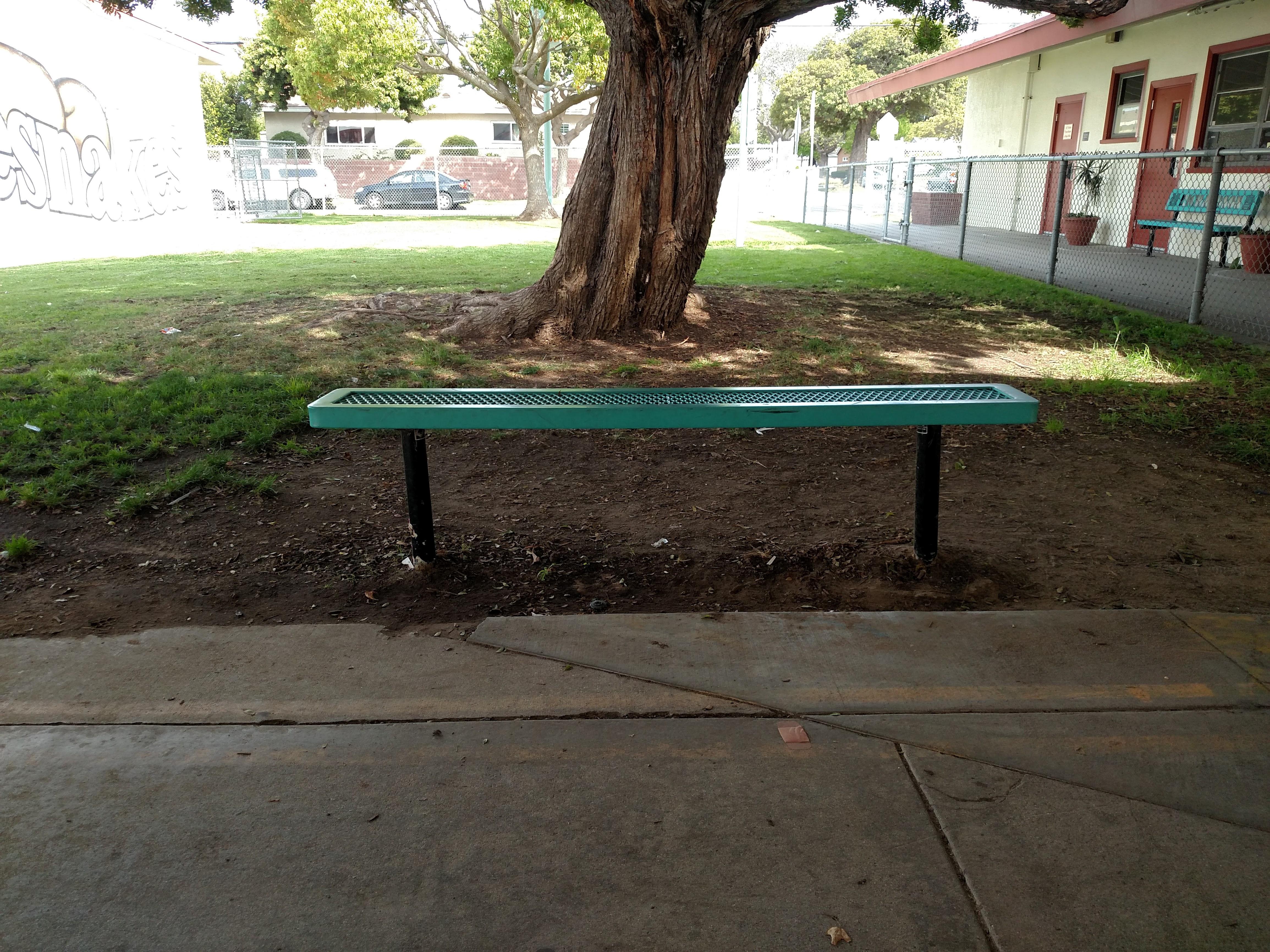 Sample Bench