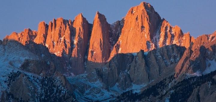 Mt. Whirney Sunrise