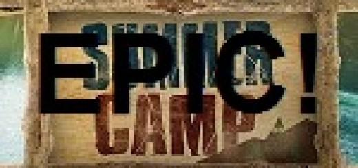 EPIC Summer camp sign