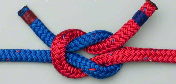Those little square knots are a big deal - Scouting magazine